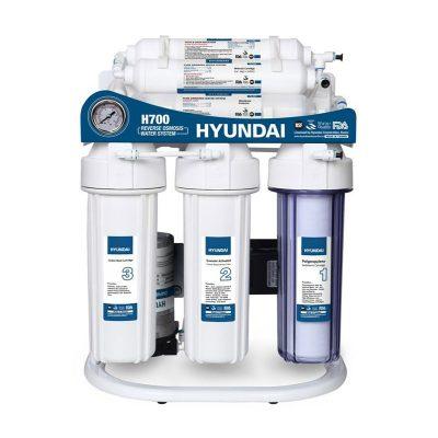 دستگاه تصفیه آب 7 فیلتر هیوندای