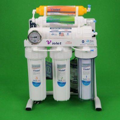 دستگاه تصفیه آب 6 مرحله ای ویولت