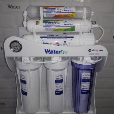 دستگاه تصفیه آب 7 مرحله ای واتر پرو