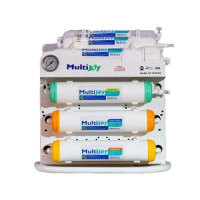 دستگاه تصفیه آب مولتی جوی 6 فیلتر اینلاین