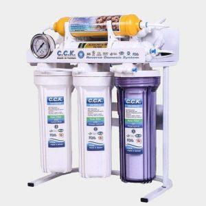 دستگاه تصفیه آب 6 فیلتر CCK